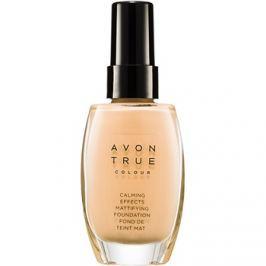 Avon True Colour nyugtató make-up matt hatásért árnyalat Nude 30 ml