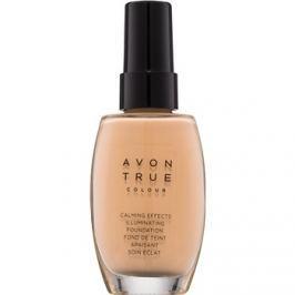 Avon True Colour nyugtató make-up az élénk bőrért árnyalat Nude 30 ml