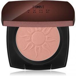 Avon True Colour bronzosító púder árnyalat Deep Glow 10 g