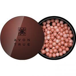 Avon True Colour barnítógyöngyök árnyalat Medium Tan 22 g