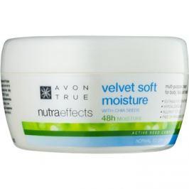 Avon True NutraEffects nyugtató hidratáló krém arcra és testre  200 ml