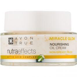 Avon True NutraEffects élénkítő krém tápláló hatással  50 ml