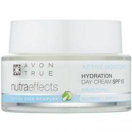 Avon True NutraEffects hidratáló nappali krém SPF15  50 ml