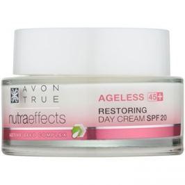 Avon True NutraEffects nappali fiatalító krém SPF 20  50 ml