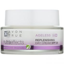 Avon True NutraEffects fiatalító nappali krém SPF 20  50 ml