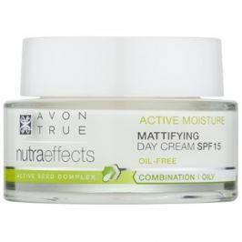 Avon True NutraEffects fiatalító nappali krém SPF15  50 ml