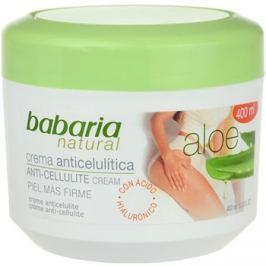 Babaria Aloe Vera testápoló krém narancsbőrre  400 ml