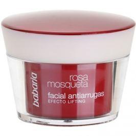 Babaria Rosa Mosqueta ránctalanító krém lifting hatással  50 ml