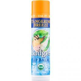 Badger Classic Tangerine Breeze ajakbalzsam  4,2 g