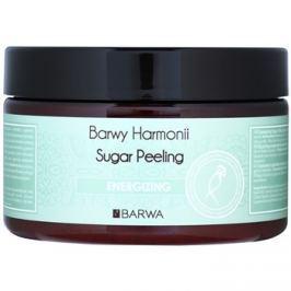 Barwa Harmony Energizing cukros peeling regeneráló hatással Guarama & Orange Extract 250 ml