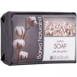Barwa Natural Cotton parfümös szappan regeneráló hatással  100 g