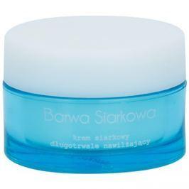 Barwa Sulphur Krém, hosszantartó hidratáló hatás az aknéra hajlamos zsíros bőrre  50 ml