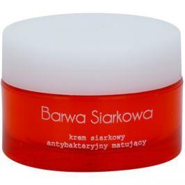 Barwa Sulphur antibakteriális krém zsíros és problémás bőrre  50 ml