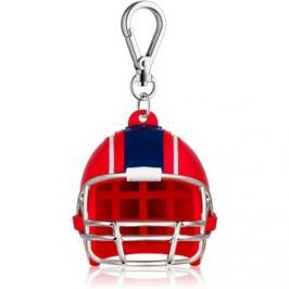 Bath & Body Works PocketBac Red White Blue Football Helmet szilikonos tok antibakteriális gélhez