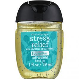 Bath & Body Works PocketBac Stress Relief antibakteriális gél kézre  29 ml