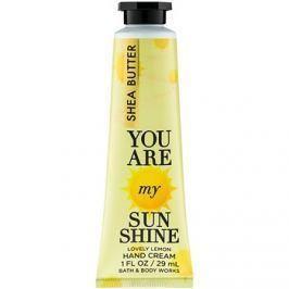 Bath & Body Works You Are My Sunshine kézkrém  29 ml