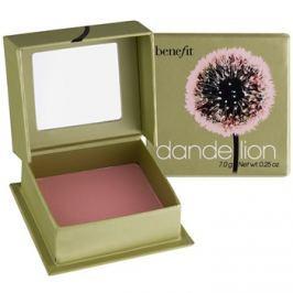 Benefit Dandelion élénkítő arcpirosító árnyalat Soft Pink 7 g