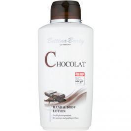 Bettina Barty Chocolate kéz és testápoló krém hidratáló hatással  500 ml