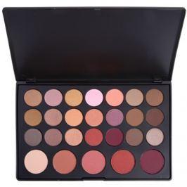 BHcosmetics 26 Color szemhéjfesték és arcpirosító paletta  47 g