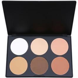 BHcosmetics Contour & Blush arckontúr paletta 02  78 g