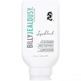 Billy Jealousy Signature Liquid Sand hámlasztó tisztító gél  236 ml