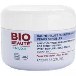 Bio Beauté by Nuxe High Nutrition intenzív tápláló balzsam cold cream  200 ml