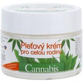 Bione Cosmetics Cannabis arckrém az egész családnak  260 ml