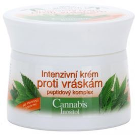 Bione Cosmetics Cannabis intenzív krém a ráncok ellen  51 ml