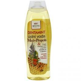 Bione Cosmetics Dentamint szájvíz méz + propolisz  500 ml