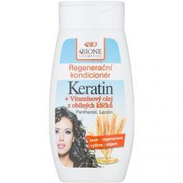 Bione Cosmetics Keratin Grain regeneráló kondicionáló minden hajtípusra  260 ml