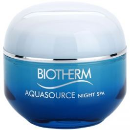 Biotherm Aquasource Night Spa éjszakai  bőrbalzsam  50 ml