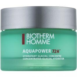 Biotherm Homme Aquapower hidratáló géles krém 72 óra  50 ml