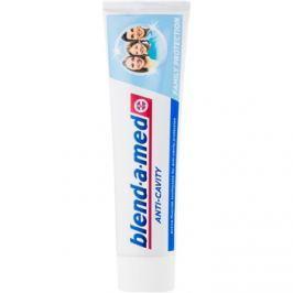 Blend-a-med Anti-Cavity Family Protection fogkrém  fogszuvasodás ellen  100 ml