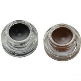 Bobbi Brown Eye Make-Up zselés szemhéjtus Black Ink + Sepia Ink  2 x 3 g