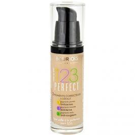 Bourjois 123 Perfect folyékony make-up a tökéletes küllemért árnyalat 54 Beige SPF 10  30 ml