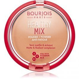 Bourjois Healthy Mix kompakt púder árnyalat 04 Light Bronze 11 g