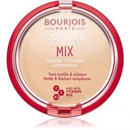Bourjois Healthy Mix kompakt púder árnyalat 01 Vanilla 11 g