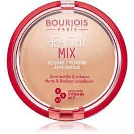 Bourjois Healthy Mix kompakt púder árnyalat 03 Dark Beige 11 g