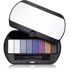Bourjois Le Smoky paletta szemhéjpúder 8 szín árnyalat 02 Le Smoky 4,5 g
