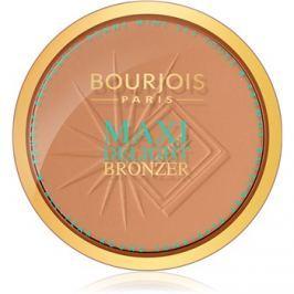Bourjois Maxi Delight bronzosító árnyalat 02 Olive/ Tanned Skin 18 g