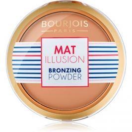 Bourjois Parisian Summer bronzosító árnyalat 22 Dark 15 g