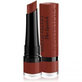 Bourjois Rouge Edition Velvet mattító rúzs árnyalat 12 2,4 g