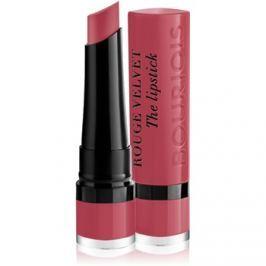 Bourjois Rouge Edition Velvet mattító rúzs árnyalat 03 2,4 g