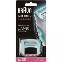 Braun Silk épil 7 Dual Braun tartalék pengék (771 WD/781 WD)