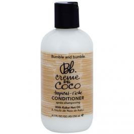 Bumble and Bumble Creme De Coco Kondícionáló vékony könnyen szálló és kócos hajra  250 ml