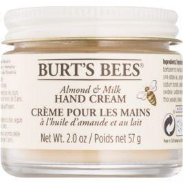 Burt's Bees Almond & Milk kézkrém mandulaolajjal  57 g
