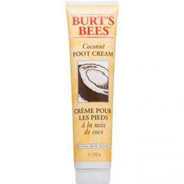 Burt's Bees Coconut bőrpuhító krém lábra kókuszzal  120 g