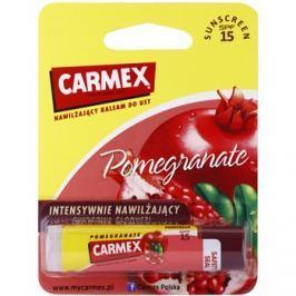 Carmex Pomegranate hidratáló ajakbalzsam ceruzában SPF15  4,25 g