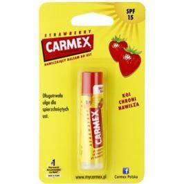 Carmex Strawberry hidratáló ajakbalzsam ceruzában SPF15  4,25 g