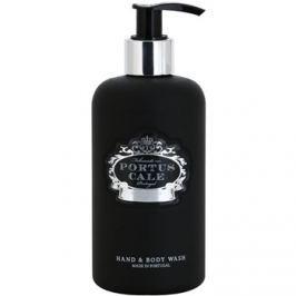 Castelbel Portus Cale Black Range tisztító gél a kezekre és a testre  300 ml